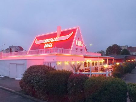 """Buffalo Grill Restaurant"", really?"