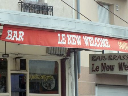 "Bar ""Le New Welcome"""