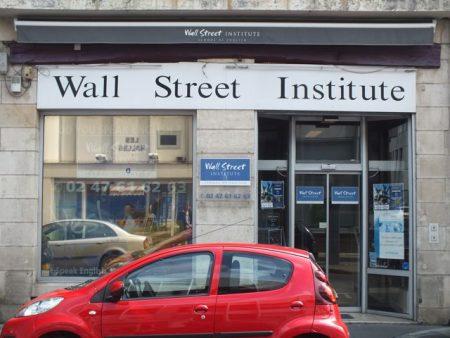 "Learn ""Wall Street English!"""