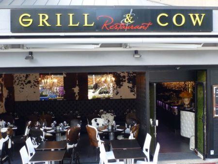 """Restaurant Grill & Cow"""