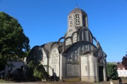 A unique church