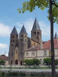 Basilica in Paray-le-Monial