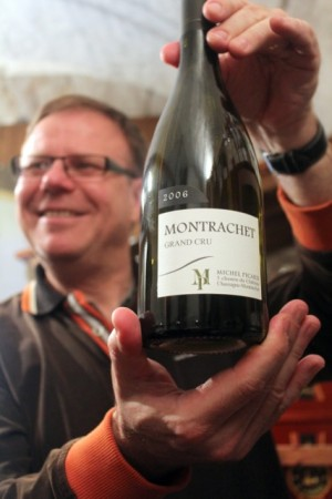 Montrachet Grand Cru, price: insane