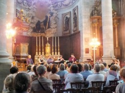 Concert of Middle-Ages music