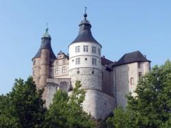 Château in Montbéliard