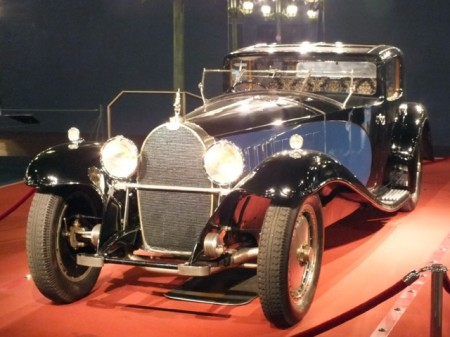 The Bugatti Royale