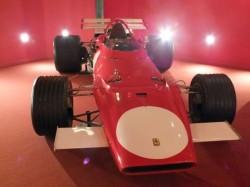 Mario Andretti's Ferrari