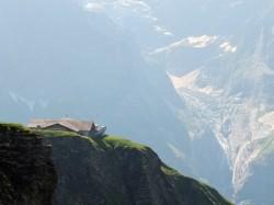 The Unterer Grindelwaldgletscher