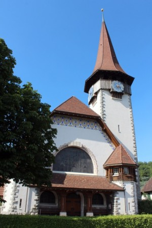 Church in Spiez