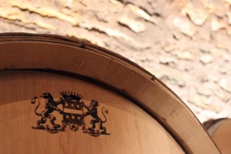 Closeup of a Liger-Belair cask