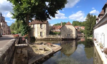 Town of Bèze