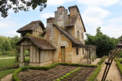 Part of Marie Antoinette's village