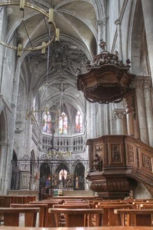 Basilica of St. John, Chaumont