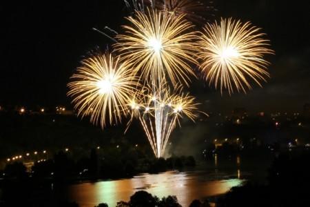 More Dijon fireworks
