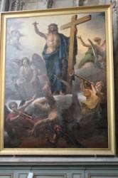 Jesus casts the Devil out of Heaven