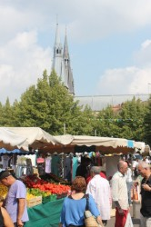 Market day in Chalons