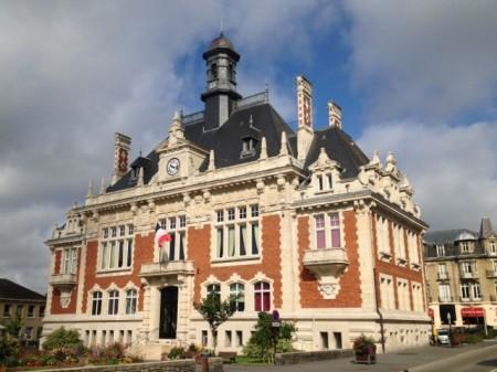 Rethel town hall