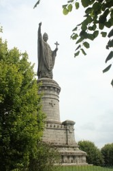 Statue of Pope Urban II