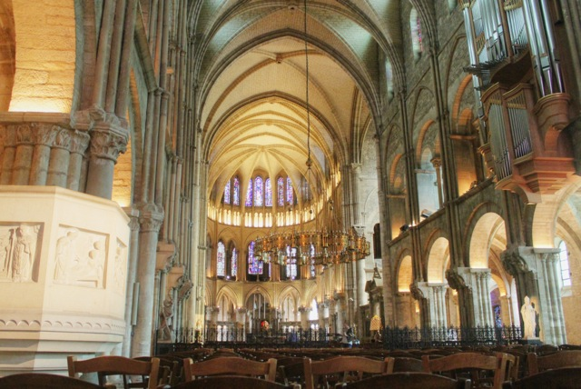 champagne transept double