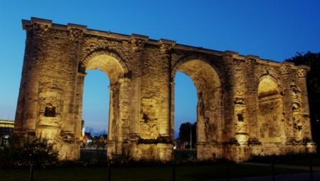 Roman-era Mars Gate