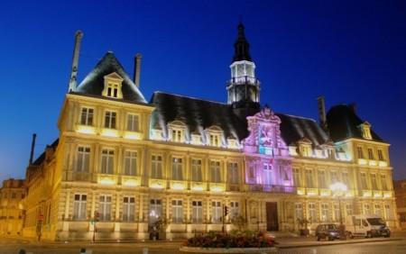 Hotel de Ville, Reims