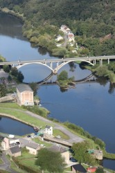 River Meuse in Revin