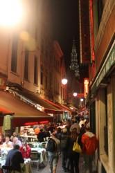 Tourist restaurants, Brussels