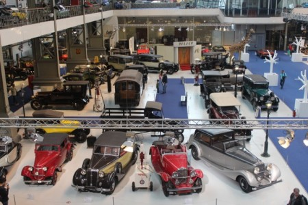 Brussels Automobile Museum