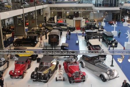 Brussels Automobile Museum