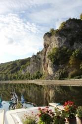 The Meuse River near Waulsort