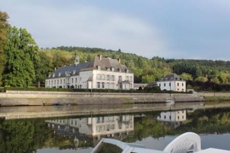 A Belgian château