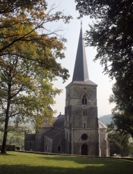 Church at Mont-devant-Sassey