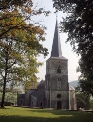 Church at Mont-devant-Sassey