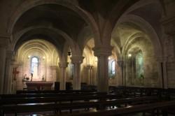 Crypt in Verdun