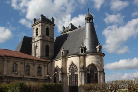 Church in St-Mihiel