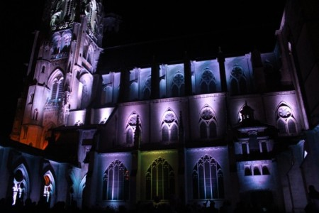 Sound-and-light show, Toul