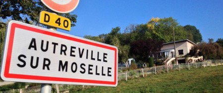"They ran out of names for their towns - this one is called ""Another town on the Moselle"""