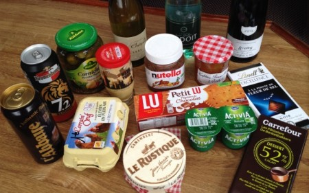 Provisions that make us long for France