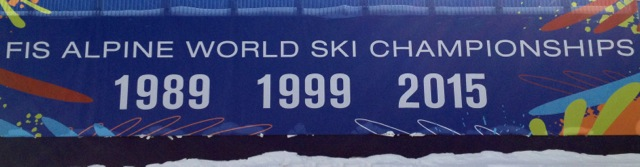 Beaver Creek has hosted the World Ski Championships three times