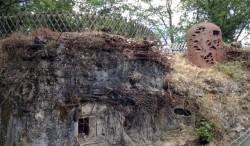 Bambesch fort on the Maginot Line