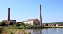 An old factory near Nomexy