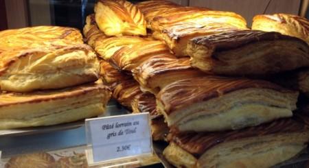 """The legendary """"Pâté de Lorrain"""" at the Maison Battavoine bakery"""