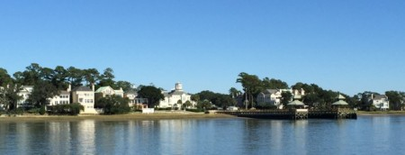 Serious waterfront real estate near Hilton Head