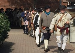Revolutionary War actors
