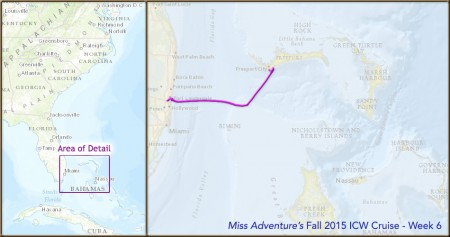 """Miss Adventure"" East Coast Cruise – Week 6"