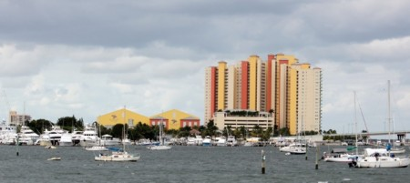 "South Florida in two words; ""Condos"" and ""Boats"""