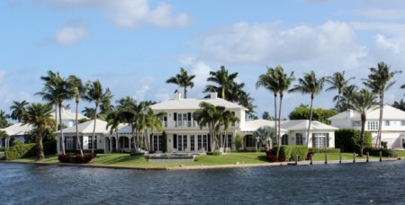 Fancy Florida waterfront living