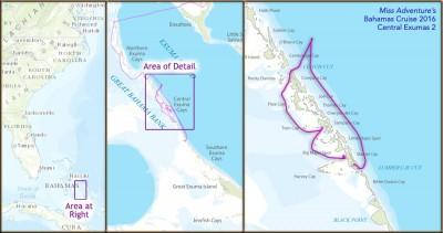 Bahamas 2016 Cruise - Central Exumas 2