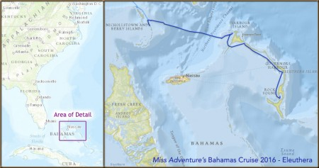 Bahamas Cruise 2016 - Eleuthera