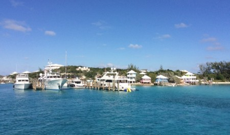 The Staniel Cay Yacht Club